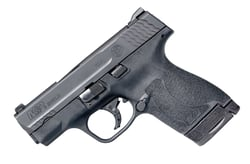 SMITH & WESSON M&P 9 SHIELD M2.0 9MM 7+1/8+1 NMS BLACK