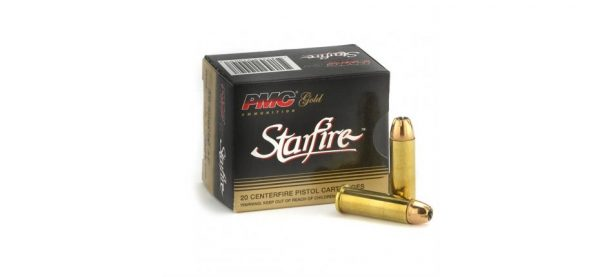 38 SPECIAL +P 125GR STARFIRE HP - BOX OF 20