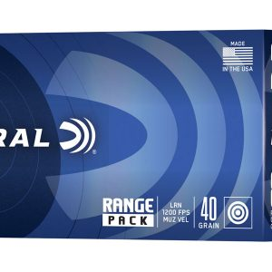 Federal Champion Target Ammunition 22 Long Rifle 40 Grain Lead Round Nose (Brick of 800 Rounds) - Limit 2 Per OrderFederal Champion Target Ammunition 22 Long Rifle 40 Grain Lead Round Nose (Brick of 800 Rounds) - Limit 2 Per Order